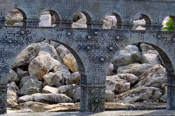 modello plastico Antica Roma