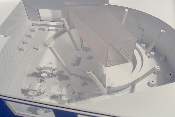 modello plastico arredo interno