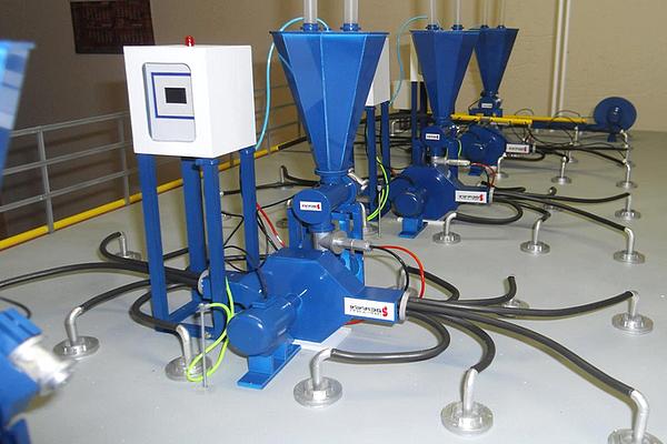 modello plastico impianti termici