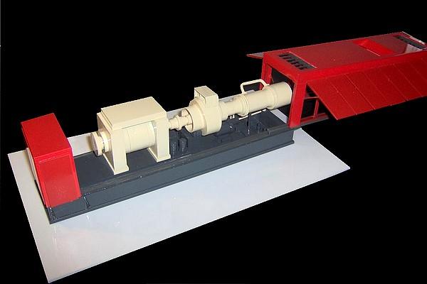 modello plastico componibile