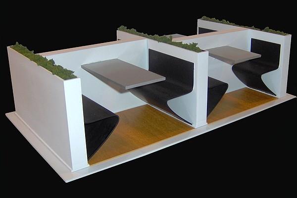 modello plastico design