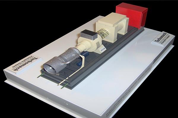 modello plastico generatore