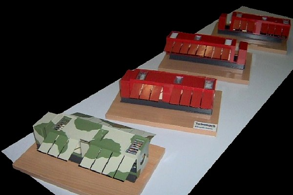 modelli plastici multipli o seriali