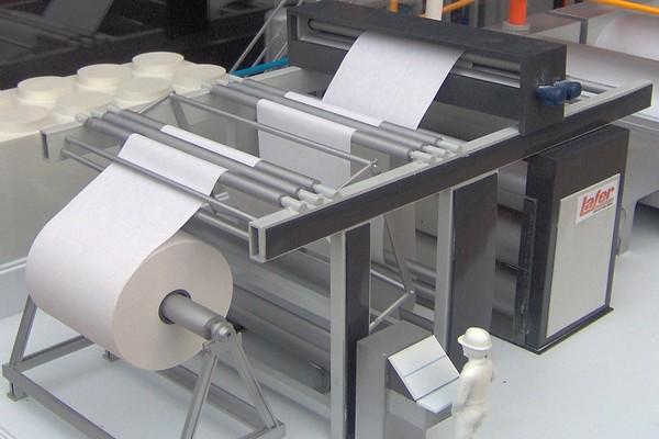 modello plastico avvolgitori