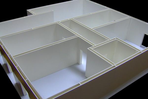 modello plastico perimetrie