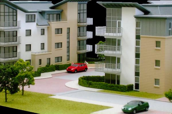 modello plastico residence