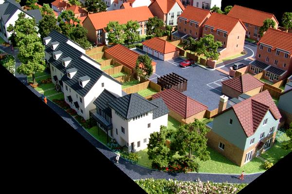 modello plastico residenziale